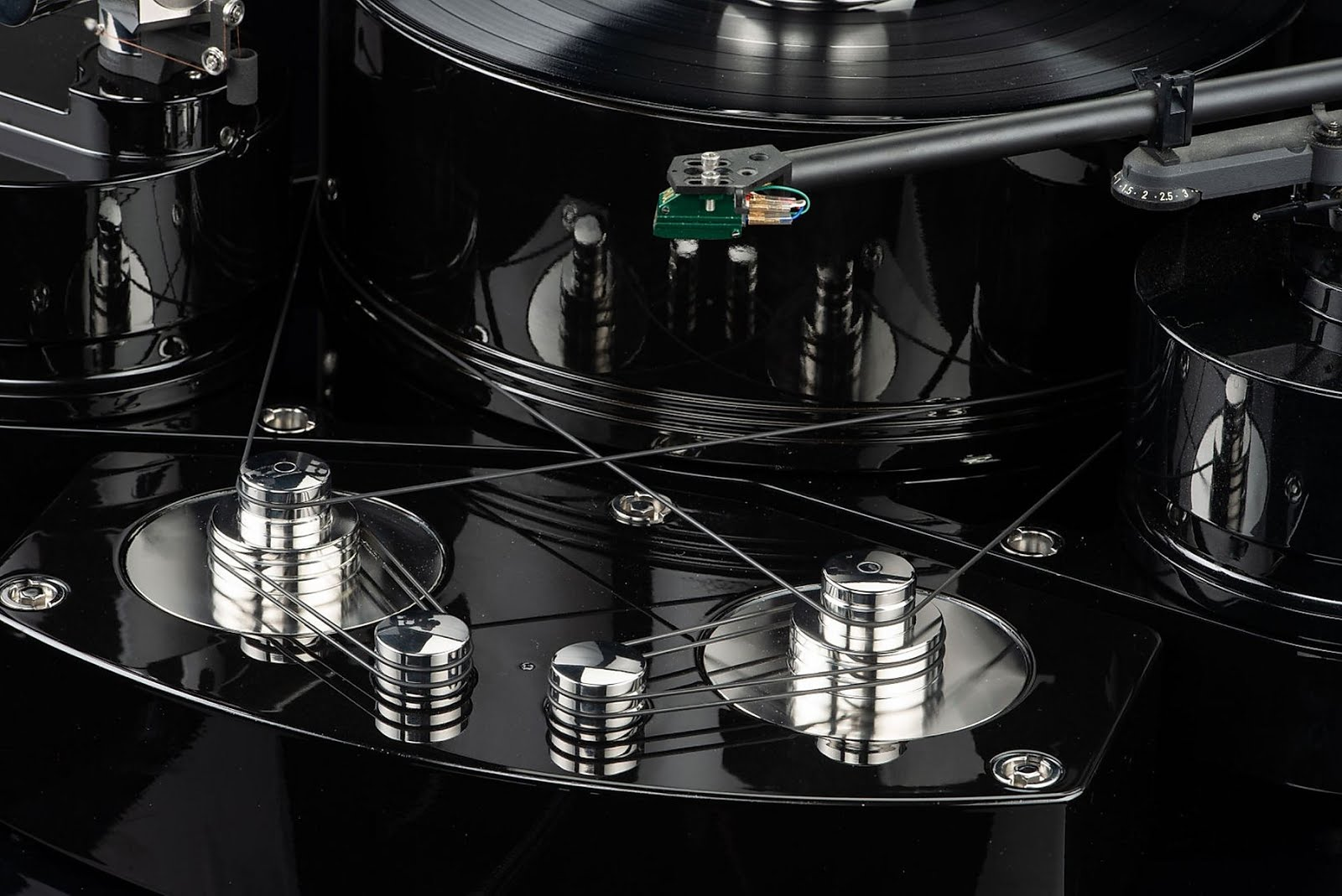 TONeART Revelation 1 Turntable Double - новые подробности