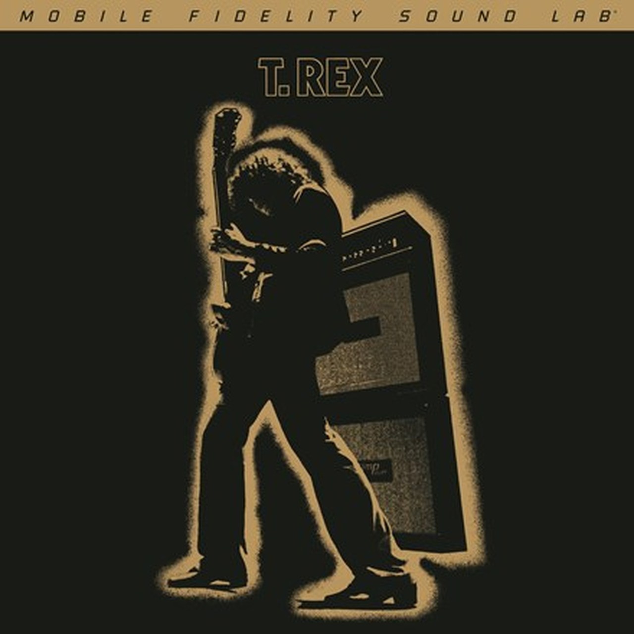 T. Rex «Electric Warrior» - издание на 45 оборотов от Mobile Fidelity