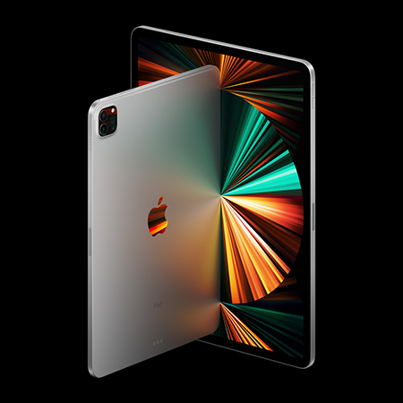 Представлен Apple iPad Pro: экран mini-LED и процессор M1