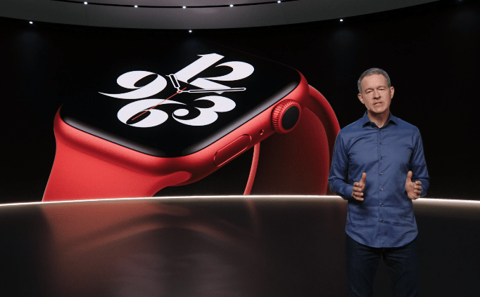 Apple представила часы Apple Watch series 6 официально